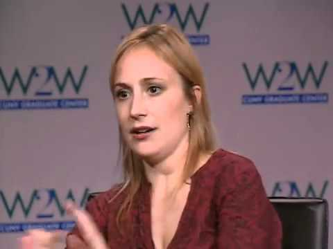 "Women to Women: Heather Raffo, actress, ""Nine Parts of Desire"""