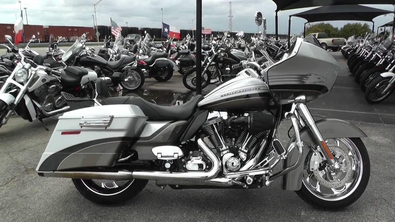 951619 2009 Harley Davidson Cvo Road Glide Fltrse3 Used