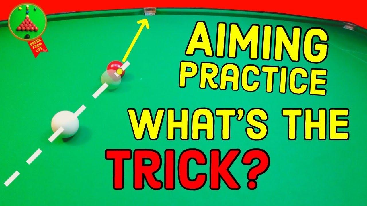 Download Snooker Aiming Practice Trick