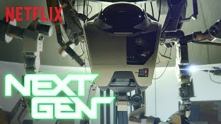 Next Gen | Now Streaming | Netflix