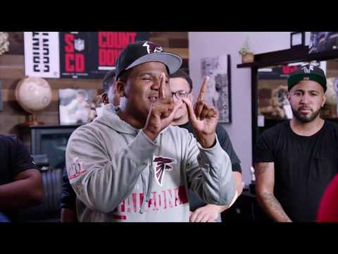 Falcons ( DNA ) Vs Patriots ( K Shine ) ESPN Football Battle