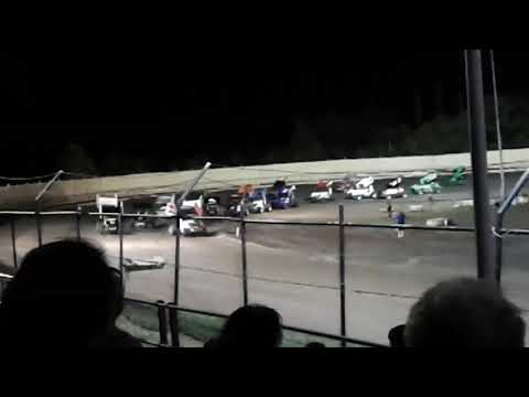 Creek County Speedway -  Sprint cars
