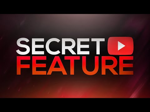 SECRET YOUTUBE FEATURE! (+ Browse FASTER with Opera)