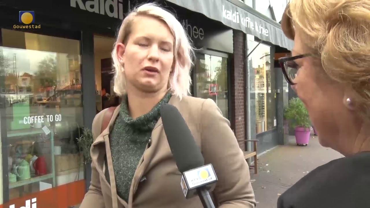 2017 week 44 Straatinterview - Neemt de Gouwenaar de griepprik?