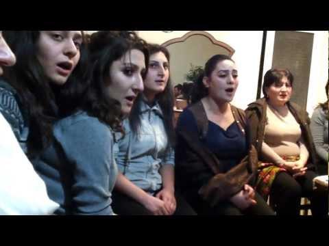 Христианская песня на Армянском языке