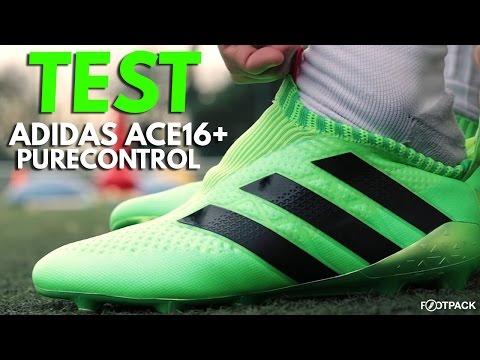 Test & avis adidas ACE16+ PureControl