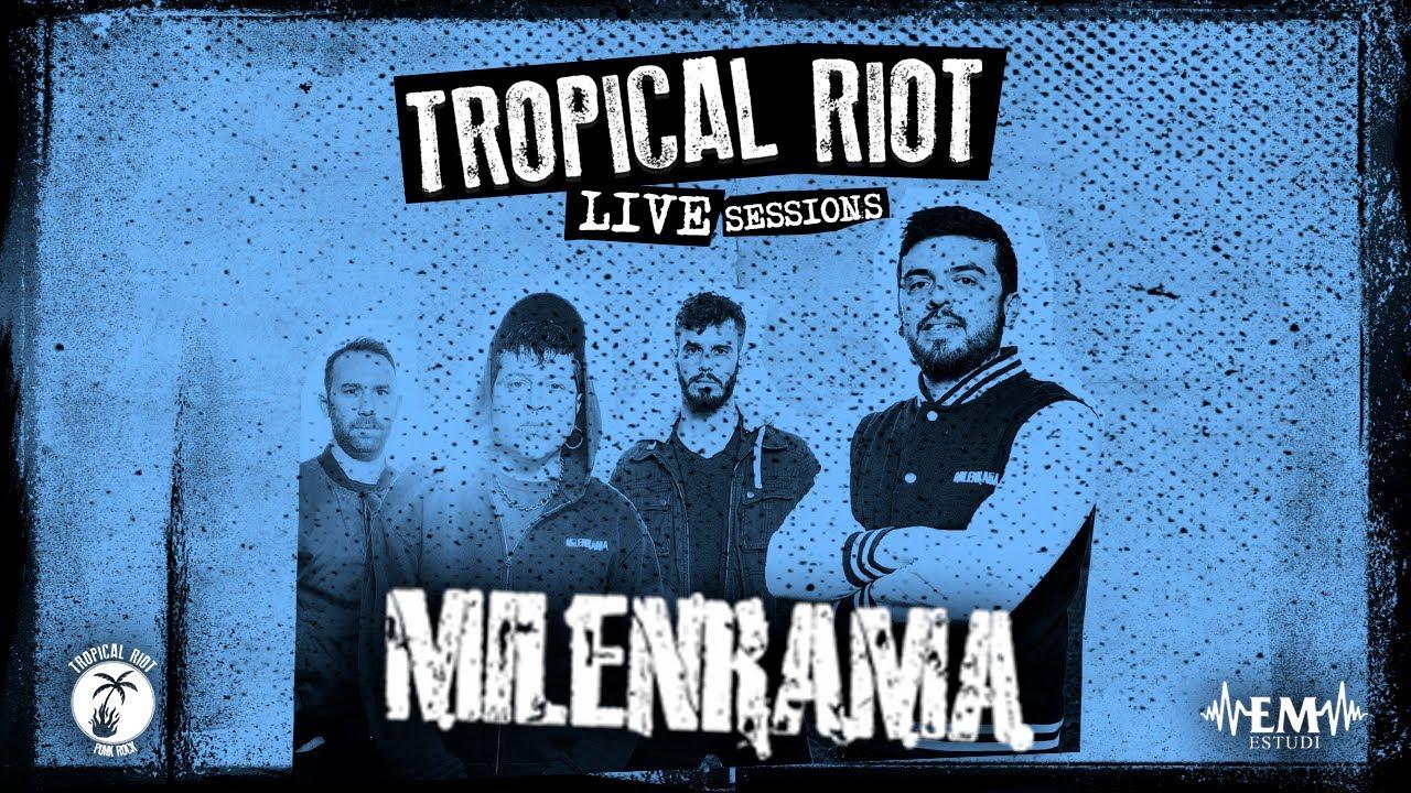 Tropical Riot Live Sessions Vol. 4 amb Milenrama