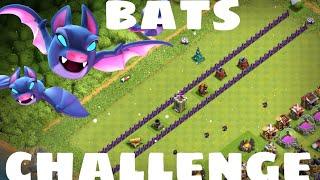 BATS SPELL VS TROLL BASE Epic FIGHT