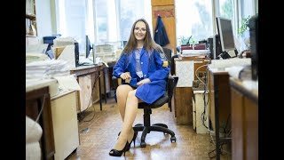 ZAVODчанки #24: Вікторія Гросу, інженер-технолог ливарного заводу ПАТ «КАМАЗ»