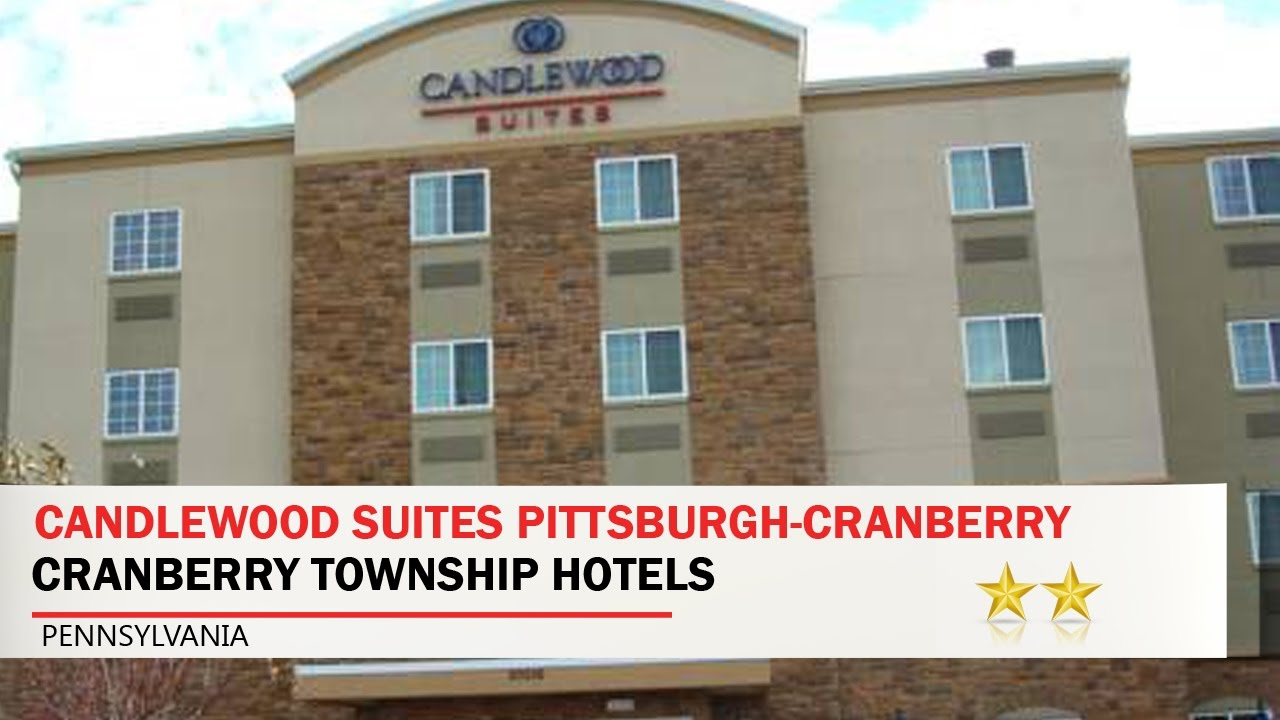 Candlewood Suites Pittsburgh Cranberry Township Hotels Pennsylvania