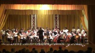 1812 Overture Finale - Bel Canto Advanced Orchestra