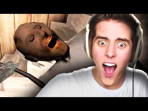 I KILLED GRANNY?!! | GRANNY (Horror Mobile Game)
