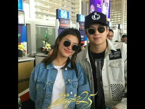 LizQuen in their Work/Vacation in California -You and I