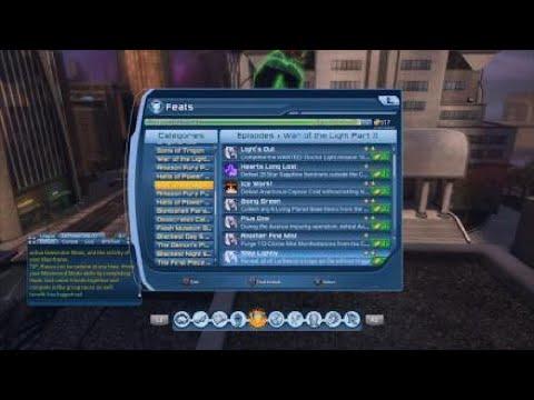 War of the Light P2 Metropolis Battlezone Open World Feat Guide DCUO |