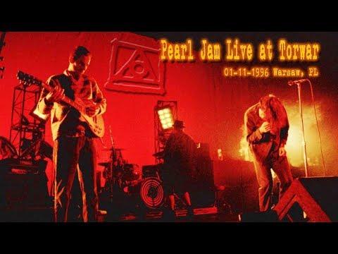 Pearl Jam Live @ Warsaw, PL 01-11-1996 FULL CONCERT