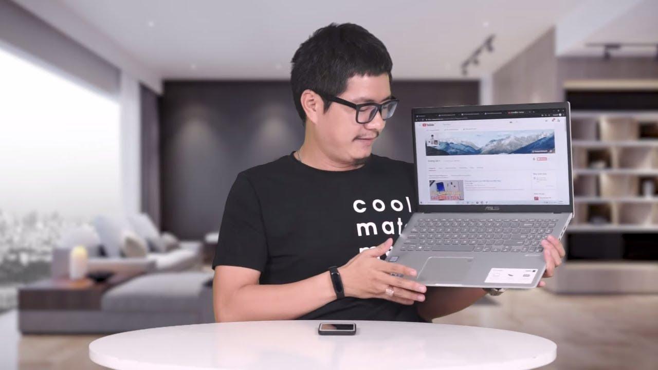 Laptop tầm giá 10tr đáng mua nhất cho sinh viên mới đỗ đại học Asus X509FA và Asus X409FA