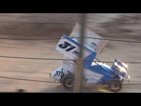 Paradise Speedway Bob Finley Heat Race 8/6/16