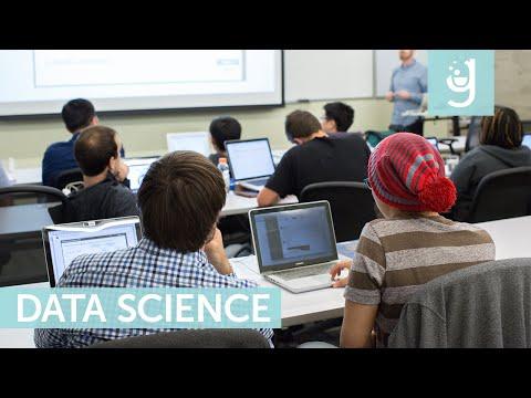 Become Data Scientist In Months At Galvanize
