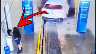 STRANGE & INAPPROPRIATE HAPPENINGS CAUGHT ON CAMERA & CCTV!