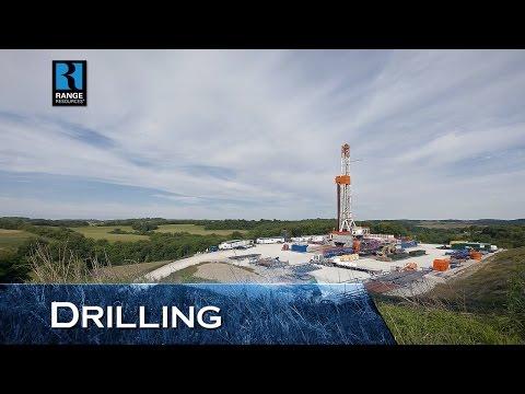 Range Resources Shale Development