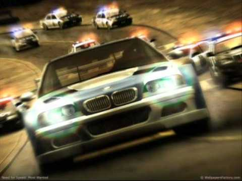 Need for speed  MW mash up