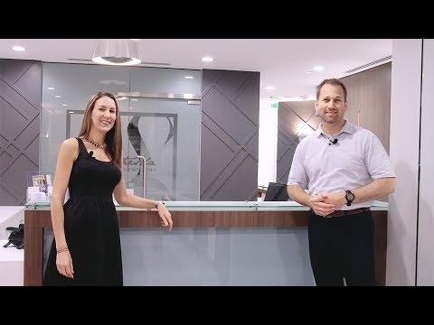 Bethesda Sedation Dentistry Office Tour - Dr. Deb Klotz and Dr. Rob Schlossberg