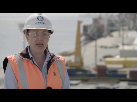 Sentis Testimonial - Kellie Weise, Brisbane Ports Planner, GrainCorp