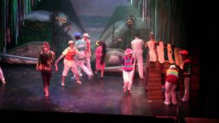 Mountbatten Players, Peter Pan The Musical 2011, Build A House For Wendy