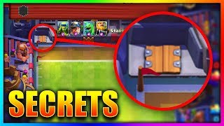 5 TOUCHDOWN SECRETS YOU DIDN'T KNOW EXISTED in Clash Royale!