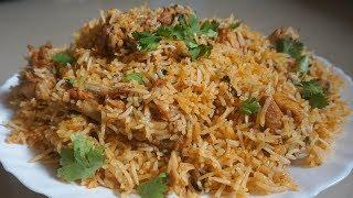 Hyderabadi Chicken Dum Biryani | Restaurant Style Eid Special Biryani At Home