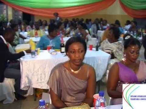 Ghana Dynamic International Club End of Year Party 2013, part 2