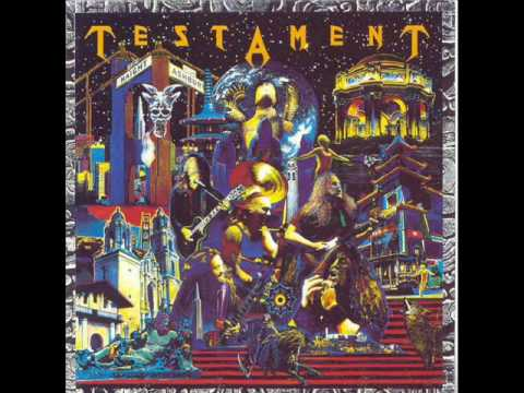 Testament - Trail of Tears (Acoustic version)