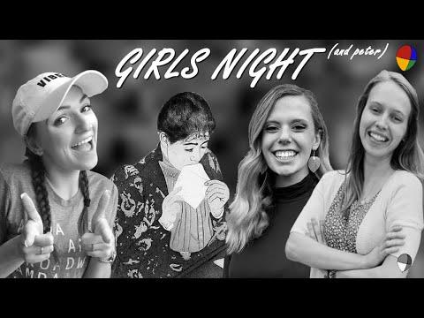 GIRLS NIGHT (and peter)