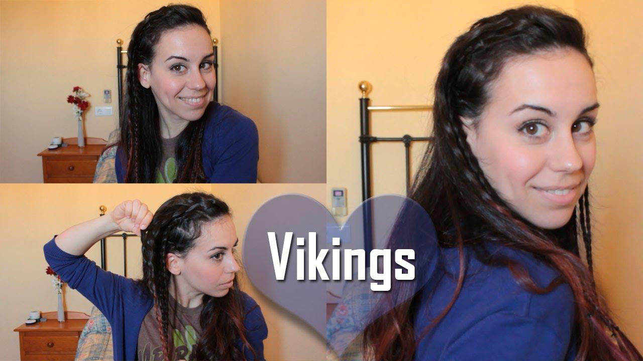 Un look impactante con peinados lagertha Imagen de cortes de pelo estilo - Peinado inspirado en Lagertha (Vikings) ♥ Mejores ideas de ...