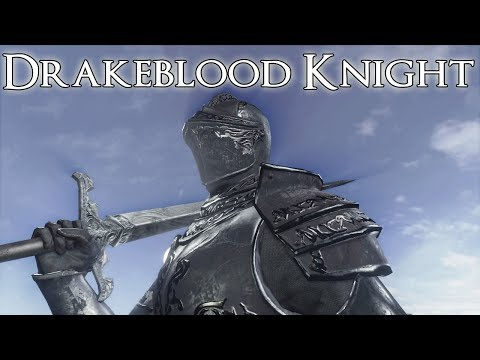 Drakeblood Knight - Dark Souls 3(w/Hatemail)
