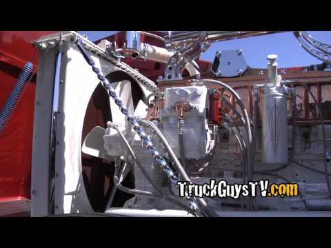 Big Rig Build Off 2010 - Outlaw Customs - KMT359