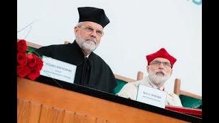 Prof. Paul H. Dembiński doktorem honoris causa SGH