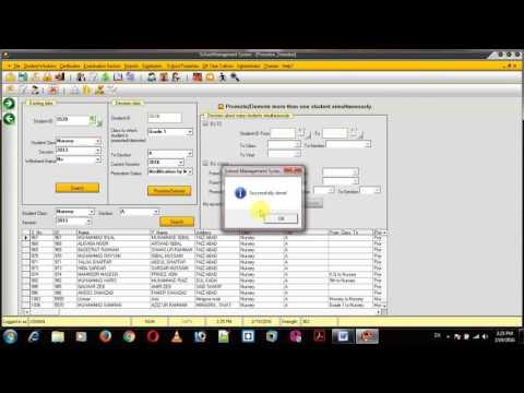 School Software Part 3