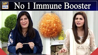 No 1 Immune Booster For All Age Groups - Easy Recipe  Nida Yasir - Good Morning Pakistan.