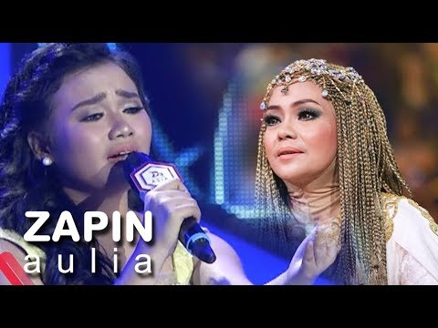 AULIA - ZAPIN ( TOP 8 Group 2 DA Asia 3 ) - 10 Desember 2017