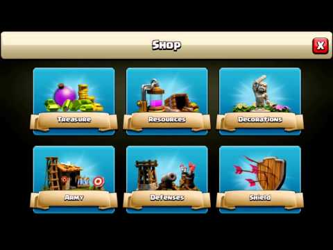 Clash of Clans Halloween theme update!