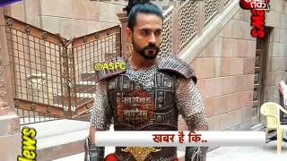 Prithvi Vallabh first look with Ashish Sharma and Sonarika