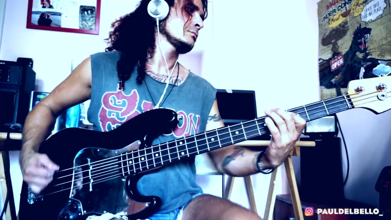 Download #L17 - 4 easy reggae bass lines  in Am7