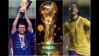 Лучшие сборные на чемпионатах мира