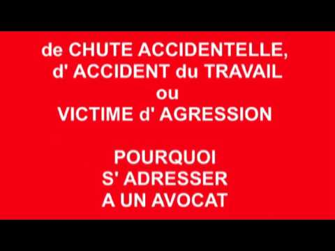 Victime accident de la route - Comment choisir son avocat ?