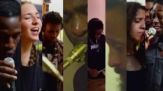 Steam Down at Flesh and Bone studios (live)