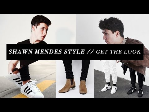 SHAWN MENDES HOW TO STYLE   Affordable, High Street