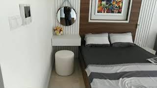 Đi thăm căn hộ, chung cư cao cấp 45 tầng C2 gần hồ Nhân Chính, Hà Nội
