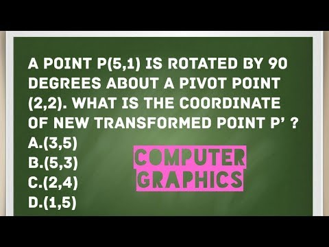 25. COMPUTER graphics previous year questions