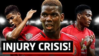 Pogba Out, Rashford Out, Martial Out - Injury Crisis...   Manchester United vs Arsenal   Preview